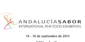 Cartel Andalucía Sabor 2015