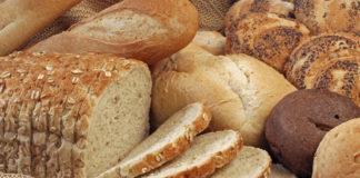 Pan blanco, integral y de cerales