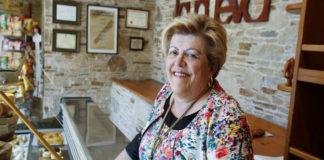 Angelina Barros homenaje a mujer panadera