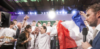 Francia ganador del World Chocolate Masters