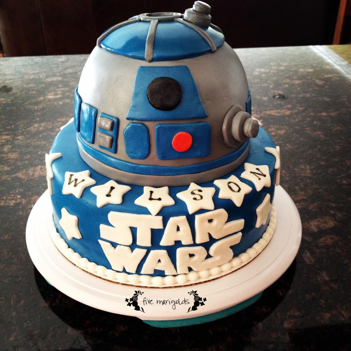 Walmart Star Wars Cake Pan