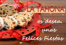 Revista La Tahona os desea Felices Fiestas