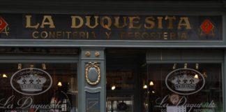 Abre de nuevo la centenaria Pastelería La Duquesita