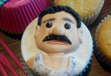 Cupcakes del Chapo en México
