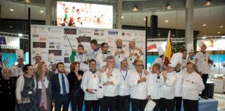 España queda segunda en el Campeonato mundial de Heladería