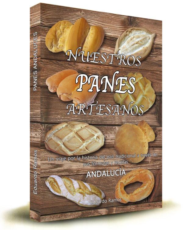 Libro Nuestros panes artesanos Andalucía