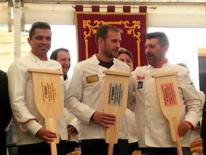 Ganadores del I concurso de mejor pan malagueño