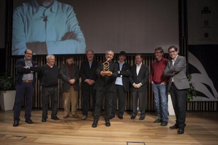 Paco Torreblanca maestro pastelero de honor del Basque Culinary Center