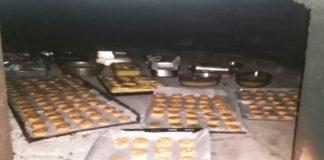Tradición de martes santo en Benalauría: horno de leña para el pueblo