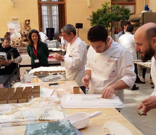 4 espigas en el I Certamen Internacional de Panadería Artesana Valencia