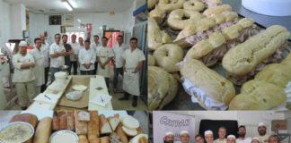 Buena acogida de los cursos de panadería y pastelería en Linares y Marbella