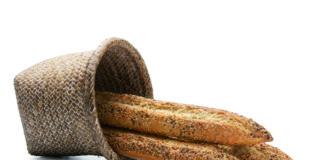 Cada vez más lejos del consumo de 250 gramos de pan diario