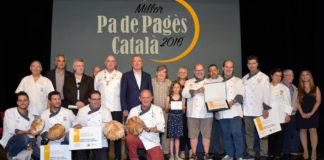 Forn Sistaré gana el título de Mejor pa de pagès català 2016
