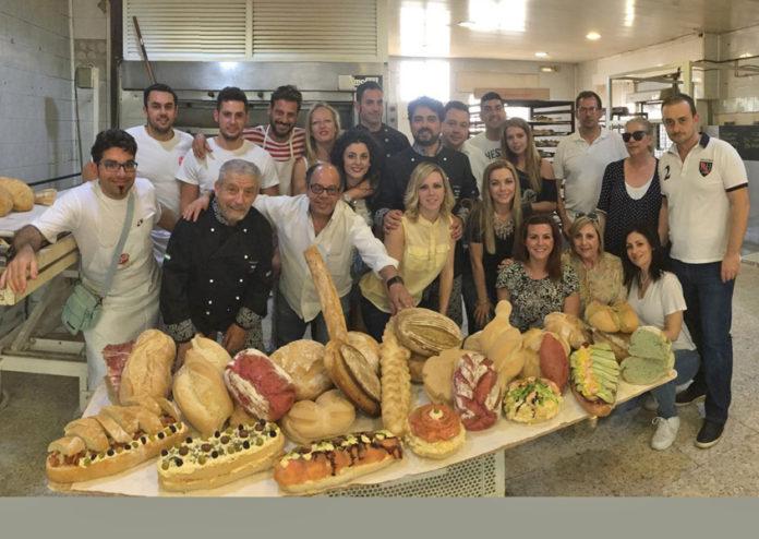 Grupo Pan Español Andaluz en Cazorla