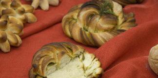 Receta de pan mantequilla romero y miel
