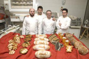 Receta de pan mantequilla romero y miel_ equipo