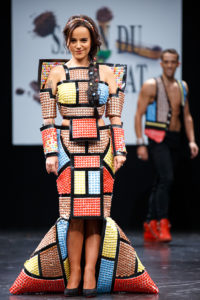 Desfile del Salon du Chocolat 2015 Paris