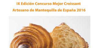 IX Concurso Mejor Croissant Artesano de mantequilla de España