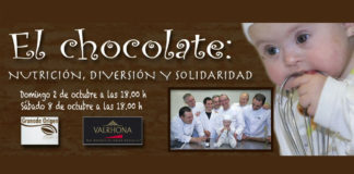 Taller de chocolate Solidario