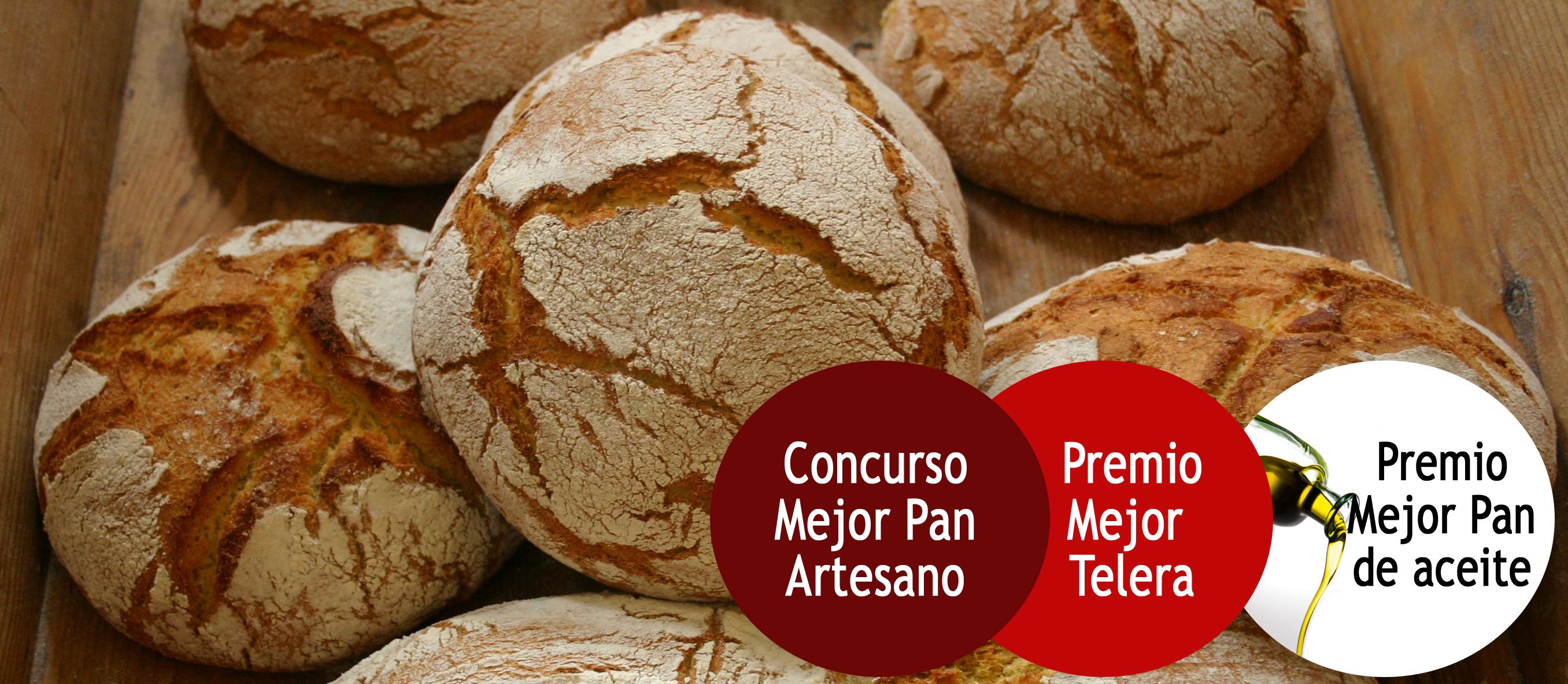 Imagen Concurso Pan artesano, mejor telera y mejor pan de aceite