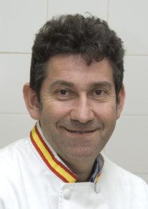 José Joaquín Roldán - Formador de Pastelería
