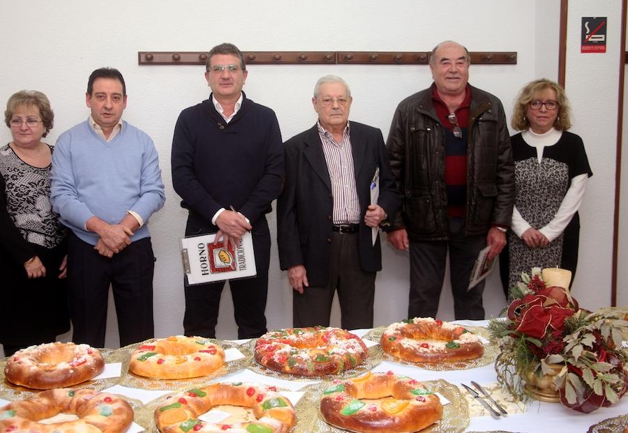 Jurado del XVII Concurso del Roscón de Reyes APPA