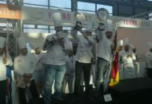 España subcampeona del Concurso internacional Bread in the city