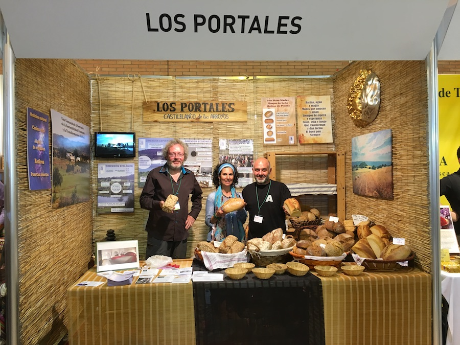 Biocultura Sevilla - Stand Los Portales