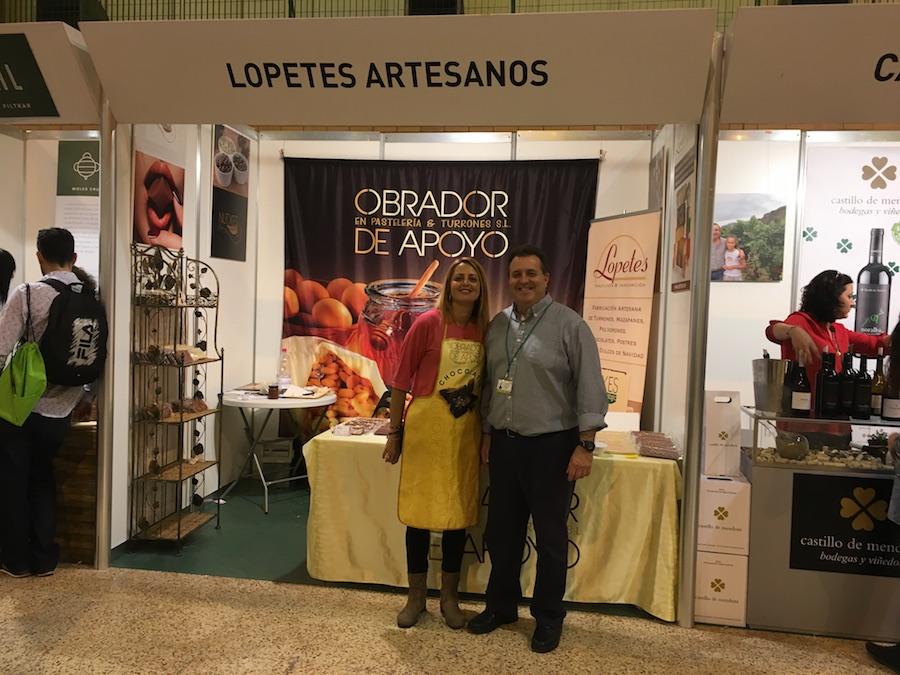 Biocultura Sevilla - Stand Lopetes artesanos