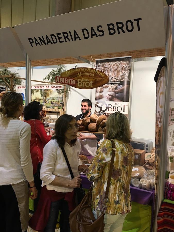 Biocultura Sevilla - Stand Panadería Das broad