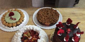 curso de tartas con Joaquín Roldán