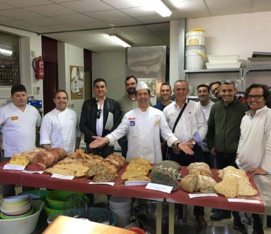 Curso de panes de alta gama para restauración en Jerez