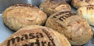 Jornada de masas madre en la Panadería El Artesón de Encarni en Granada