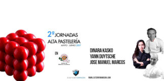 II Jornadas de alta pastelería en Valencia