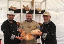 Jornadas de unión panadera entre el Grupo Pan Español andaluz y Guapa