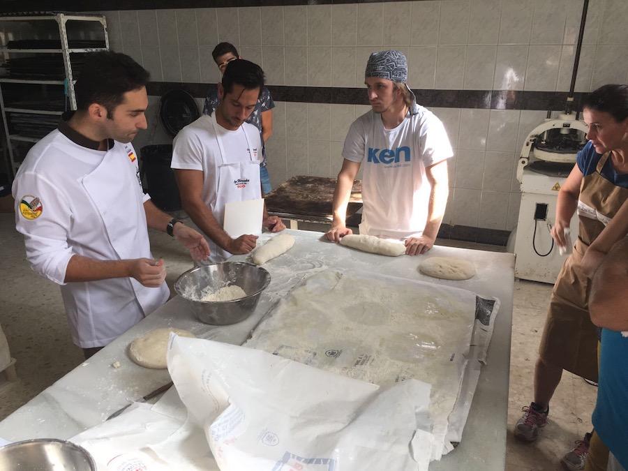 Curso de Aplicación y técnicas de frío para panadería en Córdoba