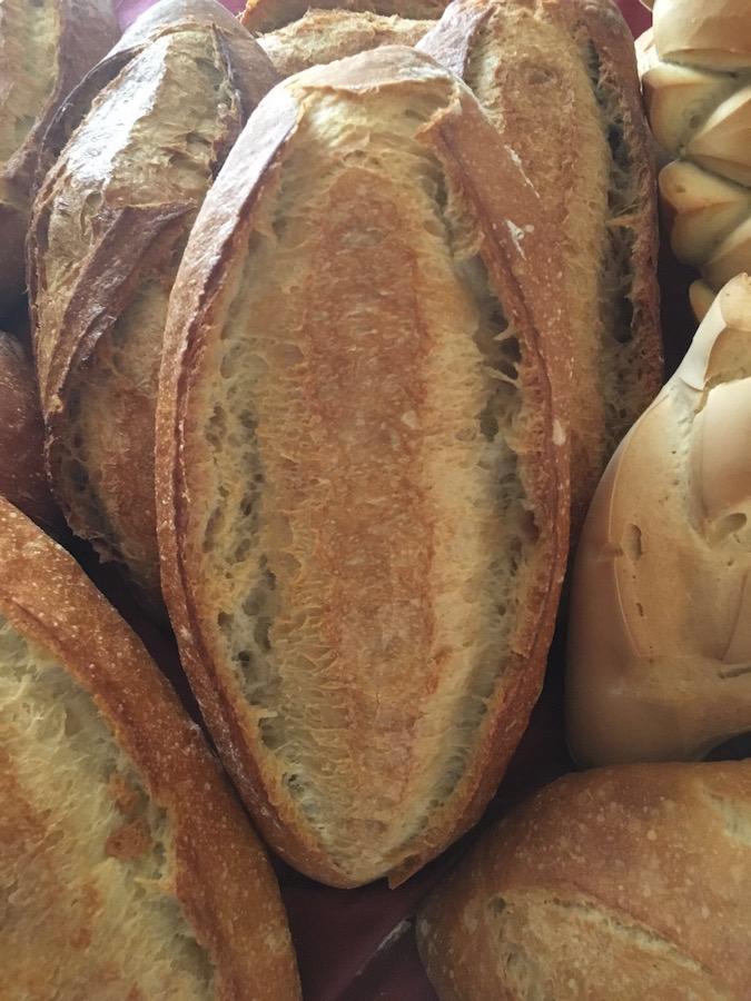 Pan natural en Curso de Aplicación y técnicas de frío para panadería en Córdoba