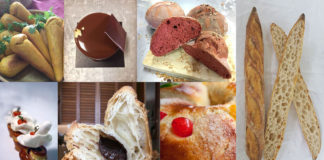 Productos del Catálogo del curso 2017/18 de Formación la Tahona. Cursos de panadería y pastelería