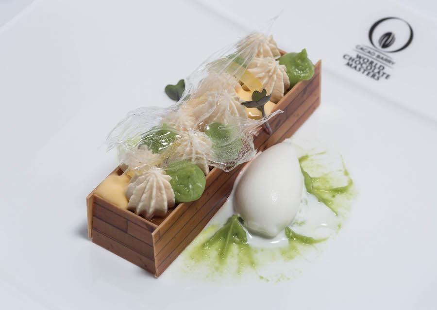 Abraham Balaguer - Premio Pastelería sabor fresco