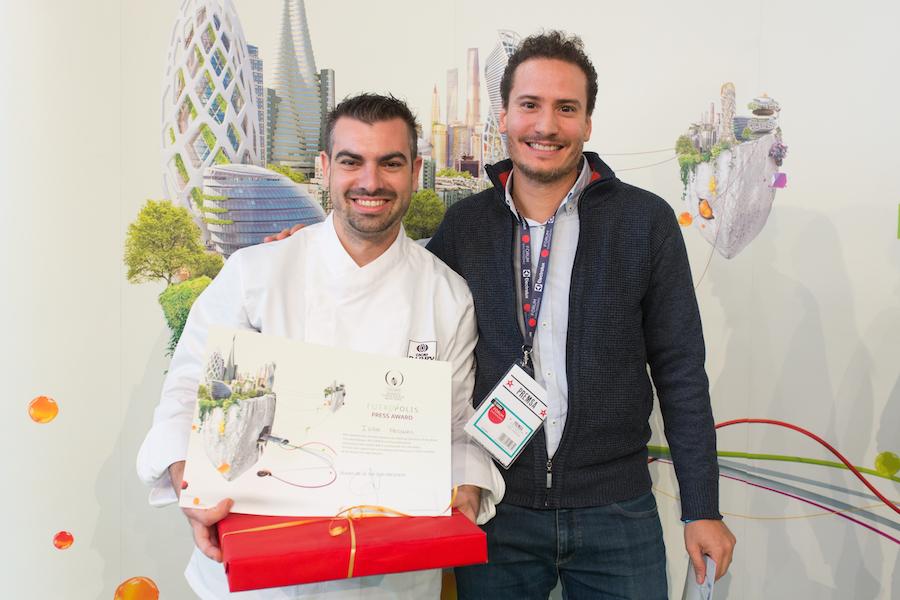 Premio de la prensa a Iván Pascual