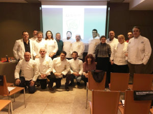 Foto de grupo de la Asamblea del CRE en diciembre de 2017