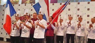 Francia, Holanda y Taiwan alcanzan el cielo del Masters de la Boulangerie 2018