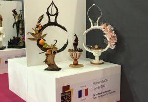 Buffet de Francia campeona del Mondial des Arts Sucrés 2018