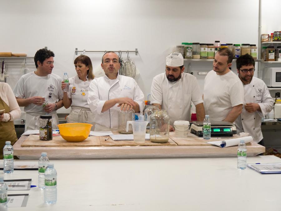 Panes gallegos de Juan Luis Estévez - curso