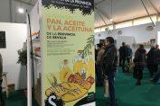 Éxito de la panadería en la IV Feria del Pan, aceite y la aceituna de Sevilla