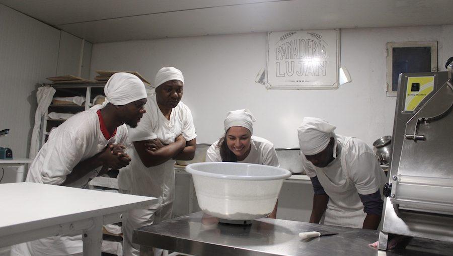 Aída Fuentes: una historia de solidaridad panadera escrita con nombre de mujer
