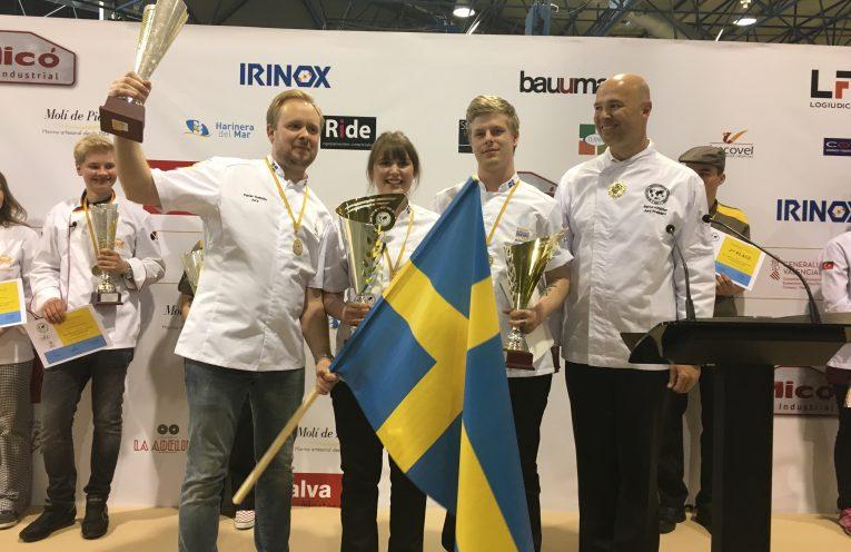 Pernilla Boström nueva Campeona del mundo de jóvenes panaderos