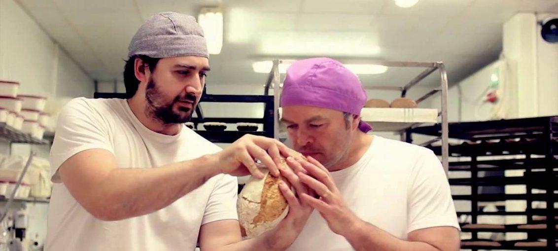 Javi Moreno, Presidente de los panaderos de Murcia