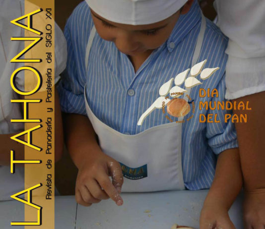 Portada Revista La Tahona 137