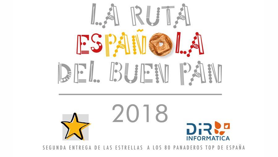 Ruta Española del buen pan 2018